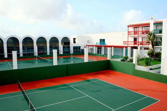 Club Mykonos Facilities & Activities Tennis Courts
