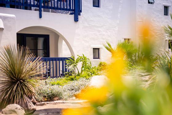 Club Mykonos Cascades 1 Bedroom Kaliva Exterior