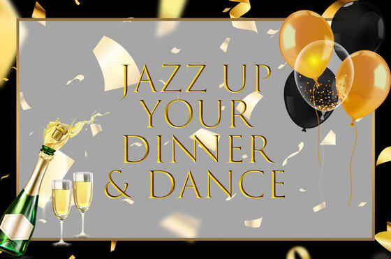 Jazz Up Your Dinner and Dance - Goodwood Park Hotel