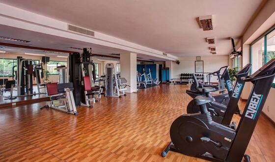 Halong Plaza Hotel - Fitness-Center