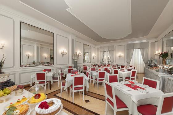 Restaurant Bettoja Hotel Massimo D´Azeglio