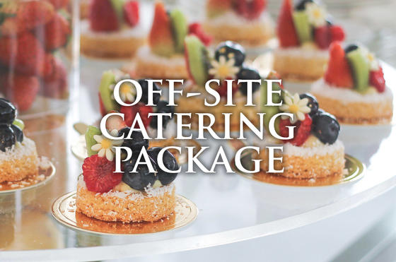 Off- Site Catering Package - Goodwood Park Hotel