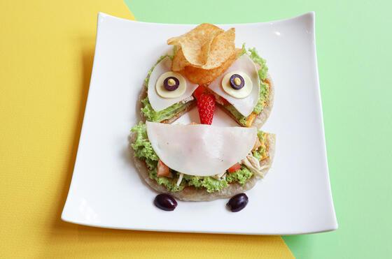 Food Decoration - Goodwood Park Hotel