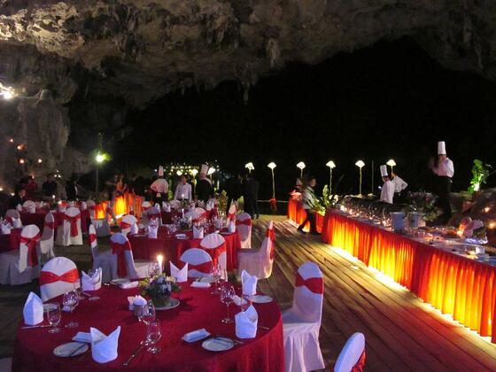 Halong Plaza Hotel Event - Catering