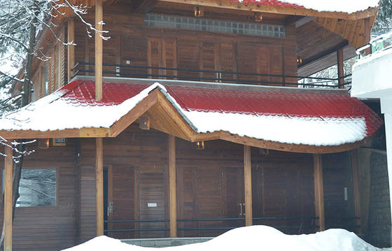 Cottage at ManuAllaya Resort Spa Manali in Himachal Pradesh