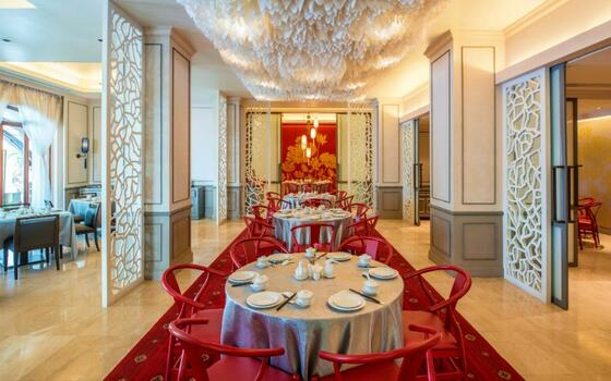 Chatrium Hotel Royal Lake Yangon Tiger Hill