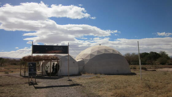 meteorit museum in surrounding area near NOI Casa Atacama hotel