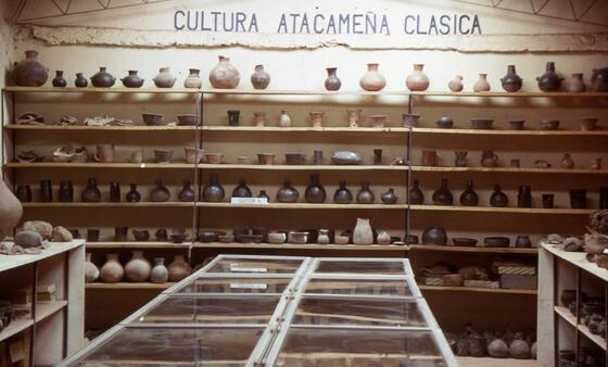 Padre Le Paige Museum that is near NOI Casa Atacama hotel