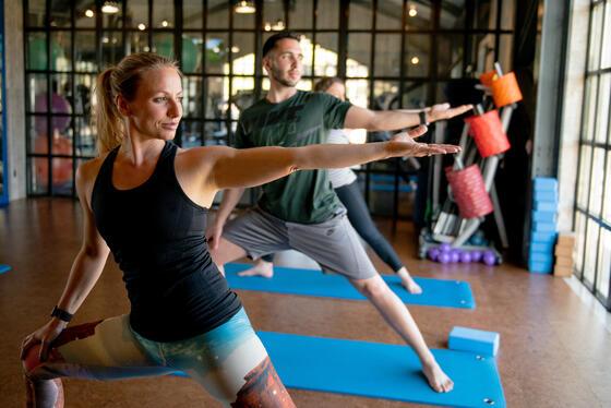 Exterior Yoga Class - The Magnolia Hotel