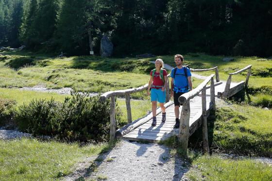 Wandern rund um das Schloss Pichlarn