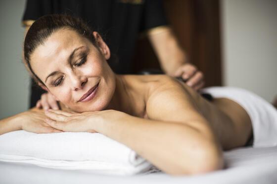 Massagen im Hotel Liebes Rot Flüh, Haldensee Tirol