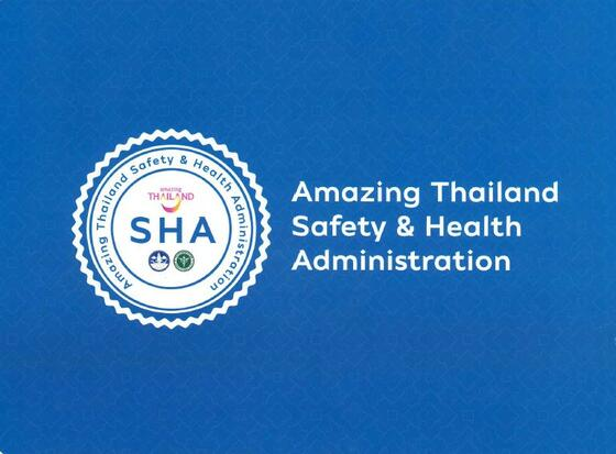 SHA Accredited Apartment Logo