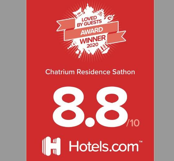Hotels.com Loved by Guests Award