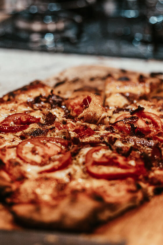 Places to Eat | Craft Pizza at the Windmill Food Hall in Carlsba