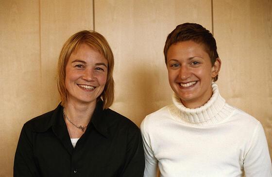 Agneta and Johanna