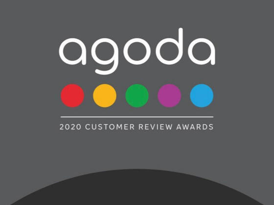 Agoda Customer Review Award