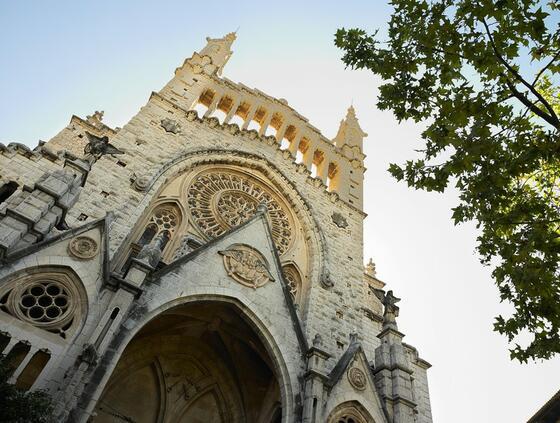 Beeindruckend - Pfarrkirche Sant Bartomeu