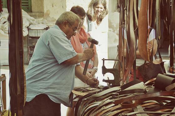 Handgefertigte Produkte erleben Qualität - Handwerkermärkte