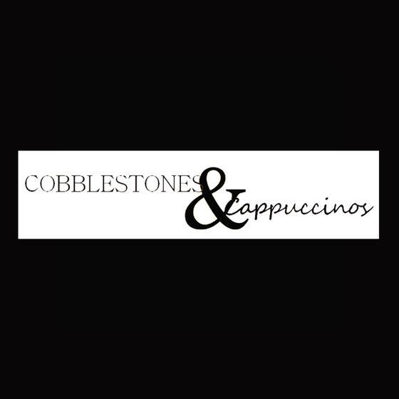 Cobblestones & Cappuccinos logo