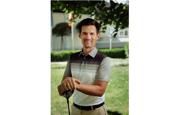 Gregort Kotnik Golf Professional in Schloss Pichlarn