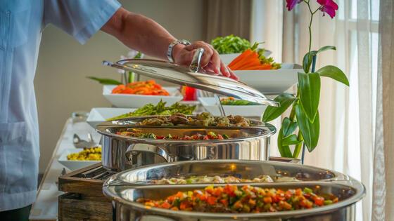 Verdanza Hotel Dining Options