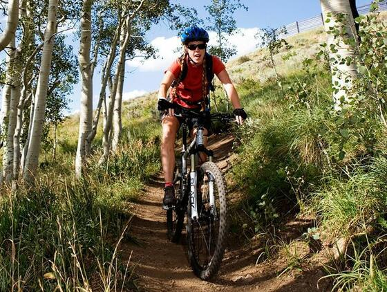 Gold-Level Ride Center Mountain Biking at Deer Valley Resort