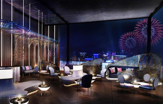 rooftop luxury lounge to hangout lexis hotel group malaysia (lar