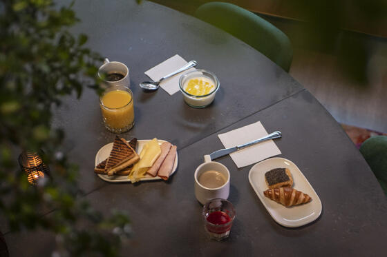 Breakfast at Hotel Twentyseven Copenhagen