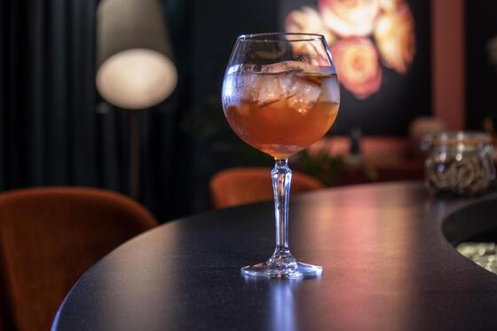 Bar at Hotel Twentyseven