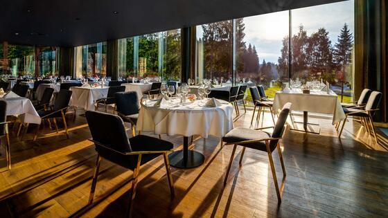 Restaurant la Ana Hotels în România