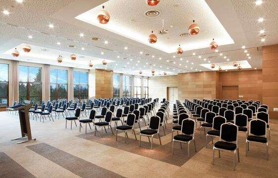 Sală de conferință la Ana Hotels Sport Poiana Brașov în România
