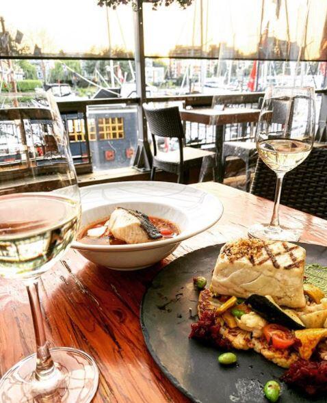 Sandbar, Dockside Restaurant, Vancouver Fish Company, Tony's, Do