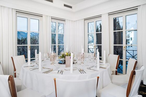 Galatisch im IMLAUER Hotel Schloss Pichlarn