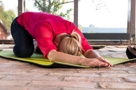 Teamgeist, Mini-Yoga