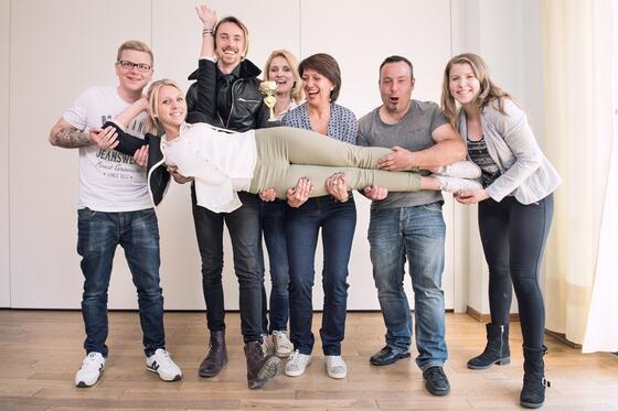 Teamgeist Indoor-Team-Challenge Imlauer Hotel Schloss Pichlarn