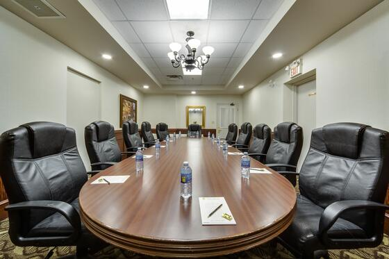 Meeting Room at Monte Carlo Inn Vaughan Suites
