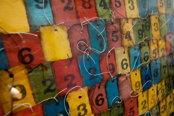 retro suites original artwork numbered tags