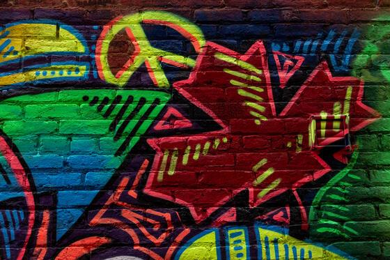 loaded 2 go graffiti artwork by ella mat art