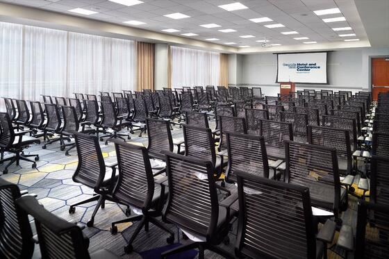 Georgia Tech Hotel Meeting Room