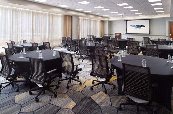 Georgia Tech Hotel Meeting Room
