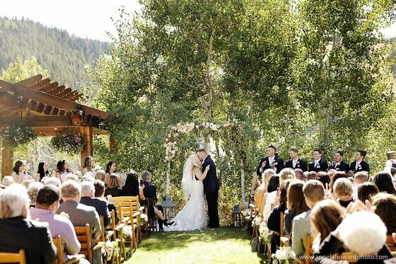 Bald Mountain Lawn Wedding