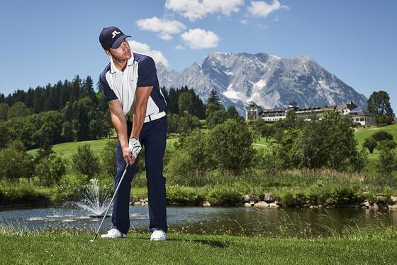 Golf Opening im Mai, IMLAUER Hotel Schloss Pichlarn