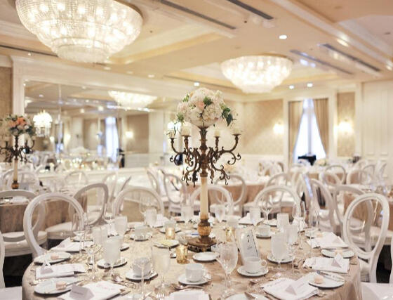 Wedding hall  Sutton Place Vancouver
