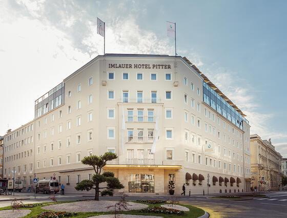 IMLAUER Hotel Pitter, im Herzen der Stadt Salzburg