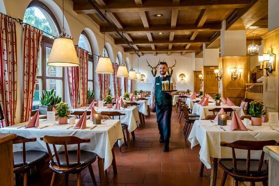 Brauerestaurant IMLAUER, traditionell-gemütlich