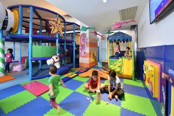 Kidz World in Lexis Suites Penang
