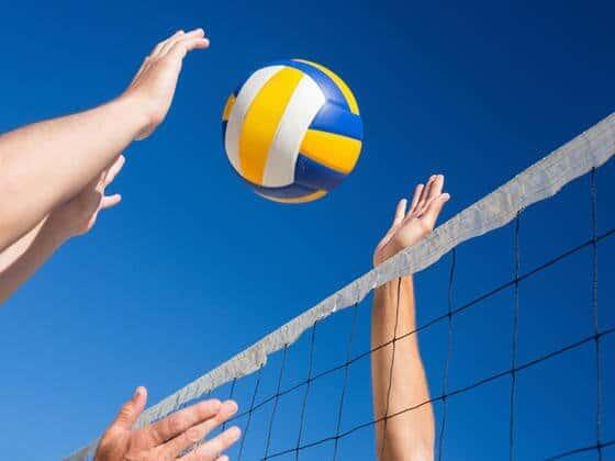 Outdoor Activities - Beach Volleyball at Lexis Suites Penang