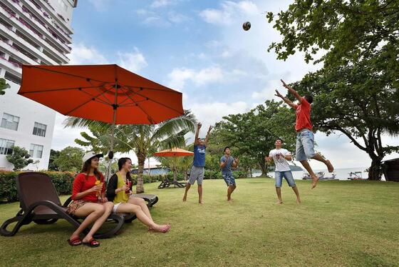 Outdoor Activities at Lexis Suites Penang