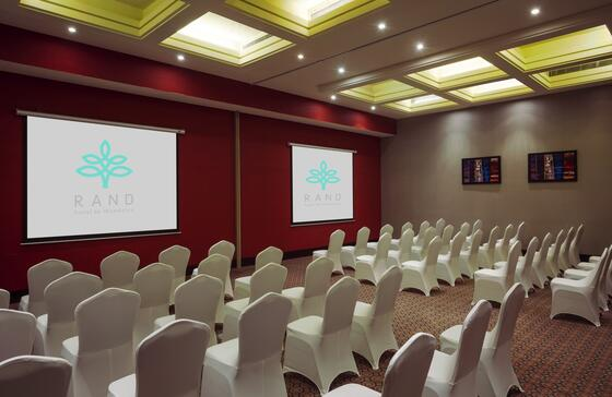 Meeting Room at RAND by Wandalus in Riyadh