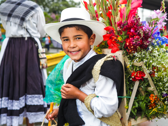 Festival of Flores